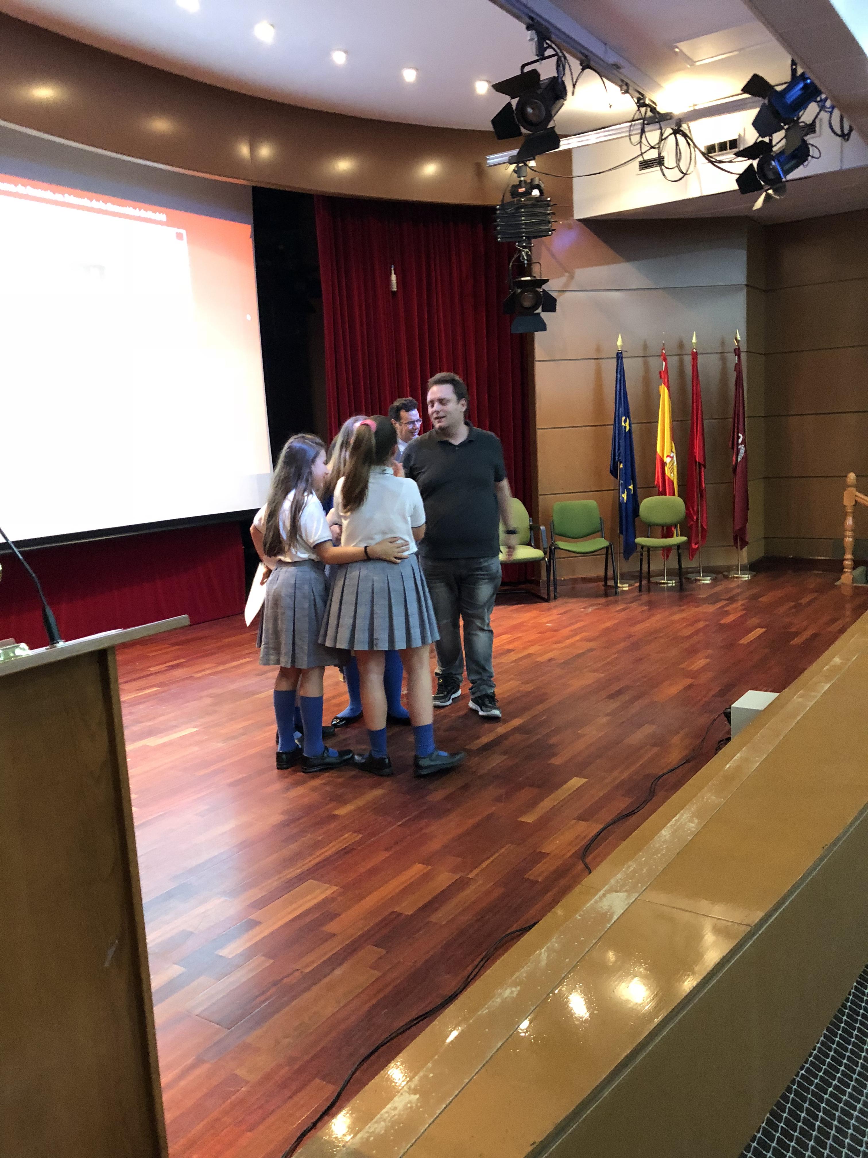 Fase final del III Concurso de Oratoria en Primaria de la Comunidad de Madrid 26