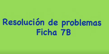 Resolución ficha 7B