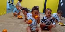 Grupo 0-2 / Experimentación con frutas