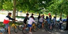 2019_06_05_Educacion Vial Sexto B_CEIP FDLR_Las Rozas 4