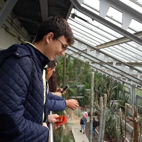 Fotos visita Museo CCNN y Botánico 2