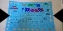 VIOLETA MONREAL VISITA EL LARRA