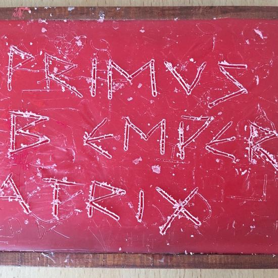 Taller de grafitos pompeyanos - Departamento de Filología Clásica - Universidad Autónoma de Madrid 1