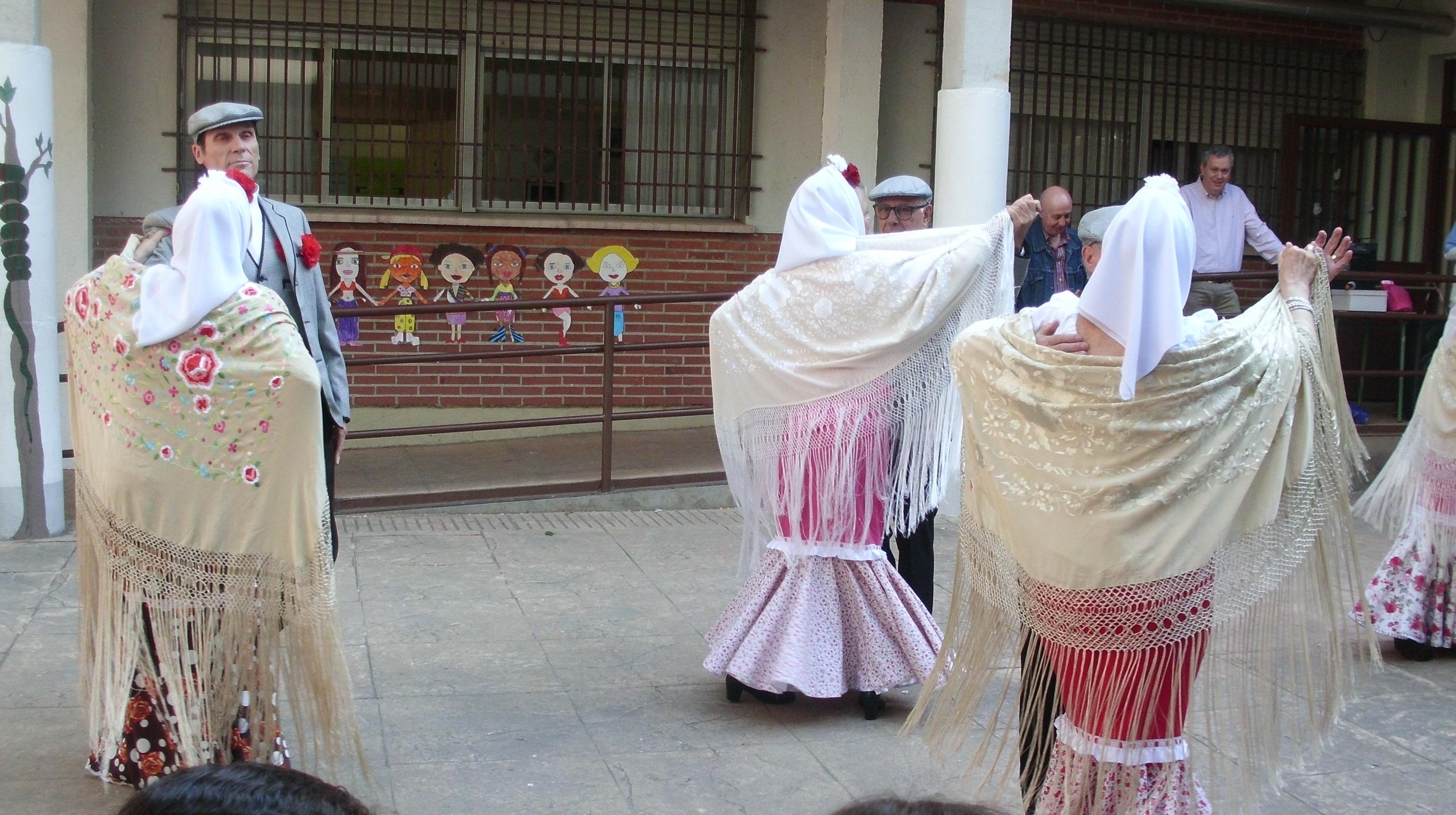 MADRID BAILA . EL HOSTOS VIVE 11