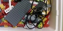 Lego WeDo: primeros programas y listas de piezas - Grabado con bq Android (grupo 1)