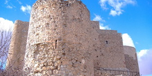 Torres del castillo de Consuegra