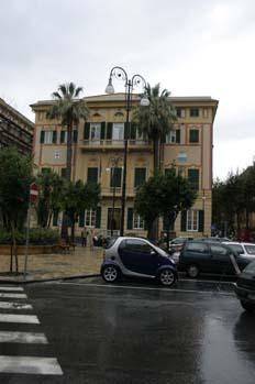 Palazzo del Comune, Santa Margherita