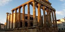 Templo de Diana, Mérida, Badajoz