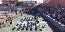 Graduación 4º ESO 2018-19 IES San Agustín de Guadalix