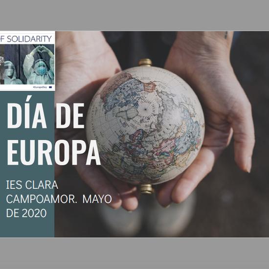DÍA DE EUROPA IES CLARA CAMPOAMOR 3