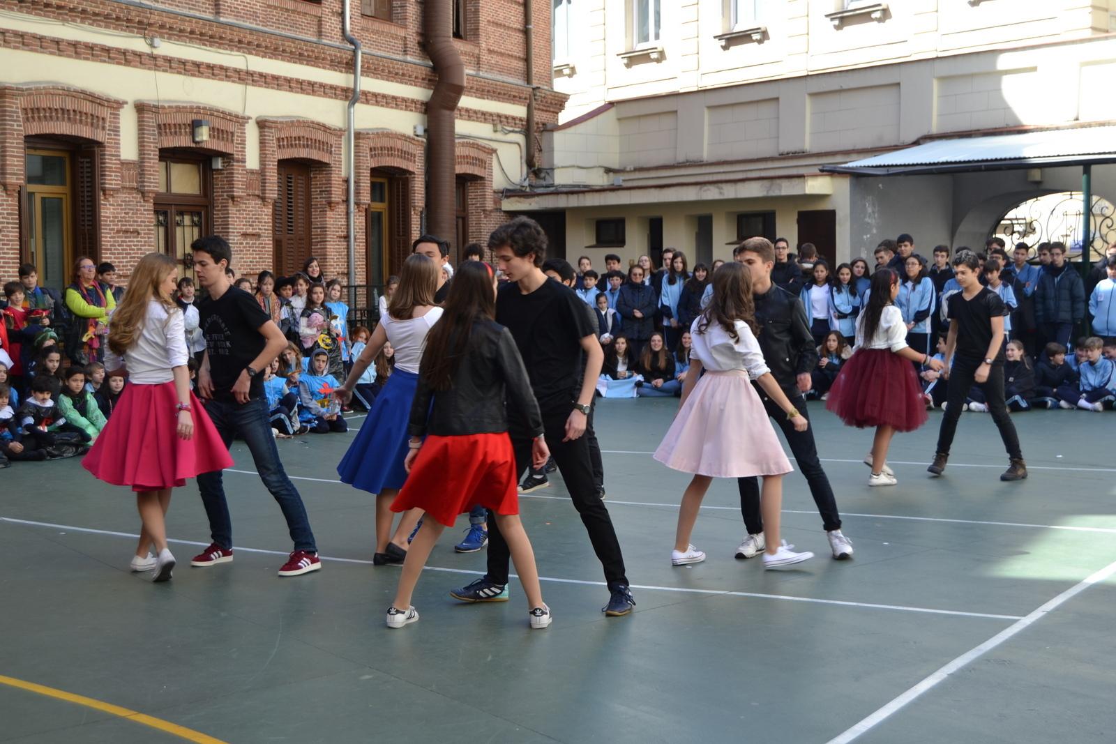 Jornadas Culturales y Depoortivas 2018 Bailes 1 21