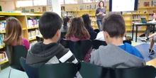 2019_04_04_Quinto visita la Biblioteca de Las Rozas_CEIP FDLR_Las Rozas 6