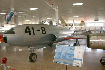 Lockheed T33
