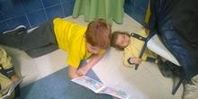 Cuéntame un cuento - Actividad conjunta Infantil 3 años y 6º Ed. Primaria 26