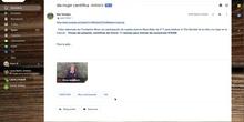 Publicar artículo con video youtube