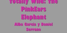 Pinkear elephants