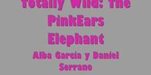 Pinkear elephants