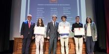 Entrega de los premios extraordinarios correspondientes al curso 2016/2017 15