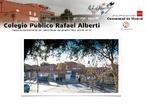 CEIP RAFAEL ALBERTI. Jornada Puertas Abiertas 2020/2021