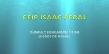 JUEGOS DE MANOS - C.E.I.P. ISAAC PERAL