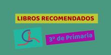 Recomendación libros 3º de Primaria
