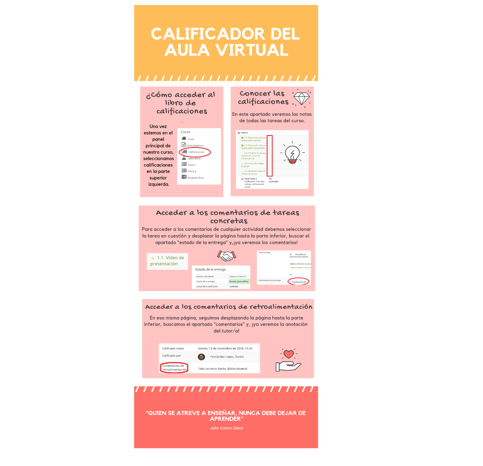 INFOGRAFÍA CALIFICADOR AULA VIRTUAL