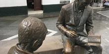 Monumento a José Saramago (Conil de la Frontera) 1