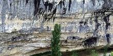 Molino junto al cauce del río Vero, Huesca