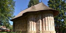 El Monasterio de Humor. Iglesias pintadas de Bucovina. Ruman&iac