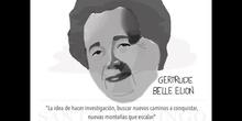 MUJERES PARA LA HISTORIA - GERTRUDE BELLE ELION