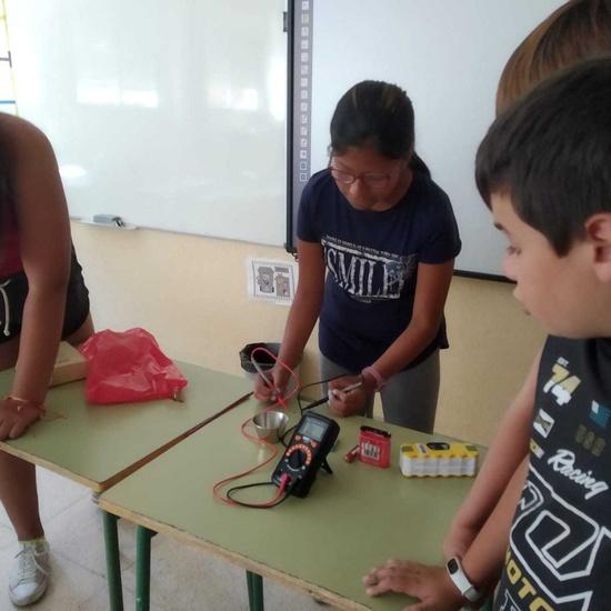 2019_06_La ciencia invade 5º_CEIP FDLR_Las Rozas 4