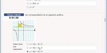 Talento Matemático Catedrático Arias Cabezas: 4ESO y Bachillerato. Funciones racionales, irracionales y cónicas