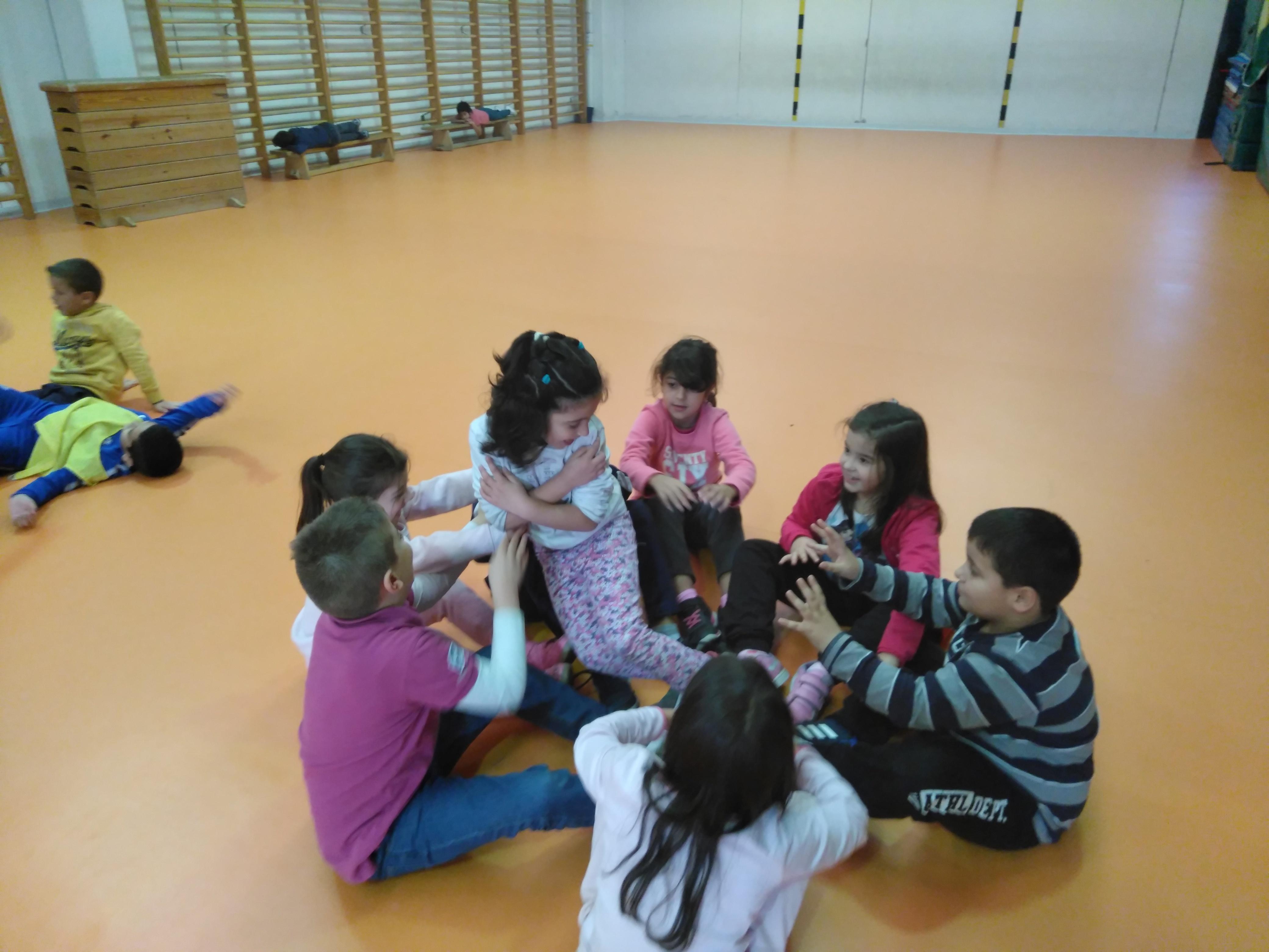 Convivencia en Educación física 12