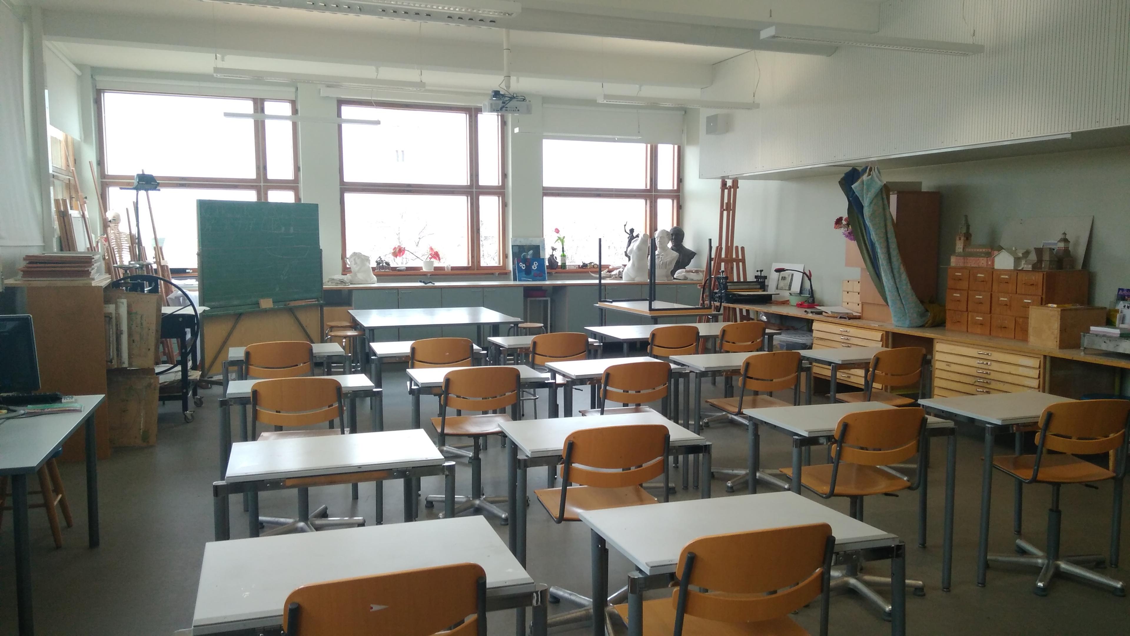 Arbis. Escuela Sueca en Finlandia. Erasmus+ 2018 9