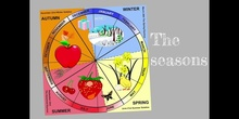 PRIMARIA 1º - SOCIAL SCIENCE - THE SEASONS - FORMACIÓN