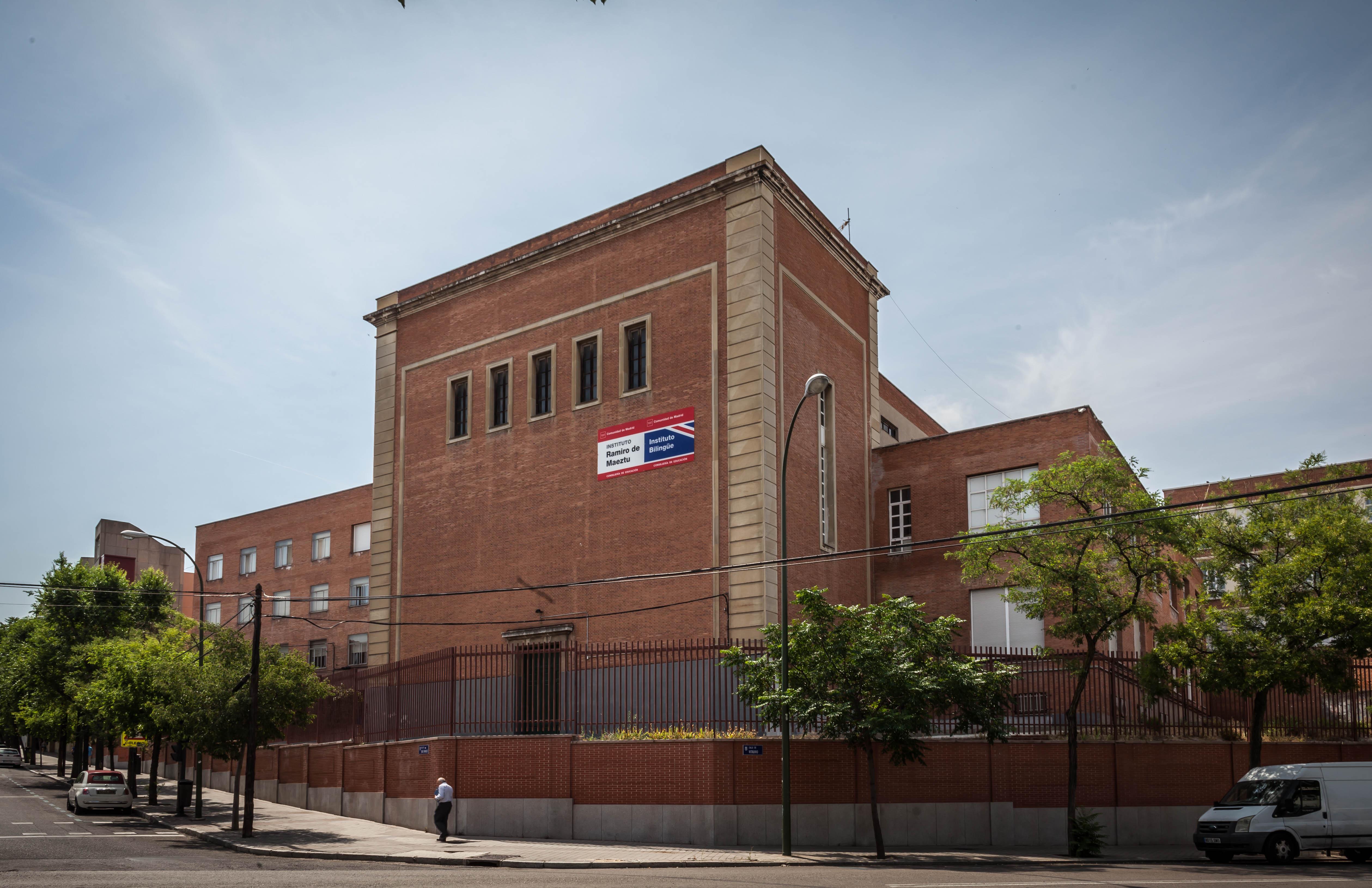 IES Ramiro de Maeztu. Edificio