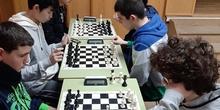 2º Torneo Ajedrez Intercentros Satafi 19
