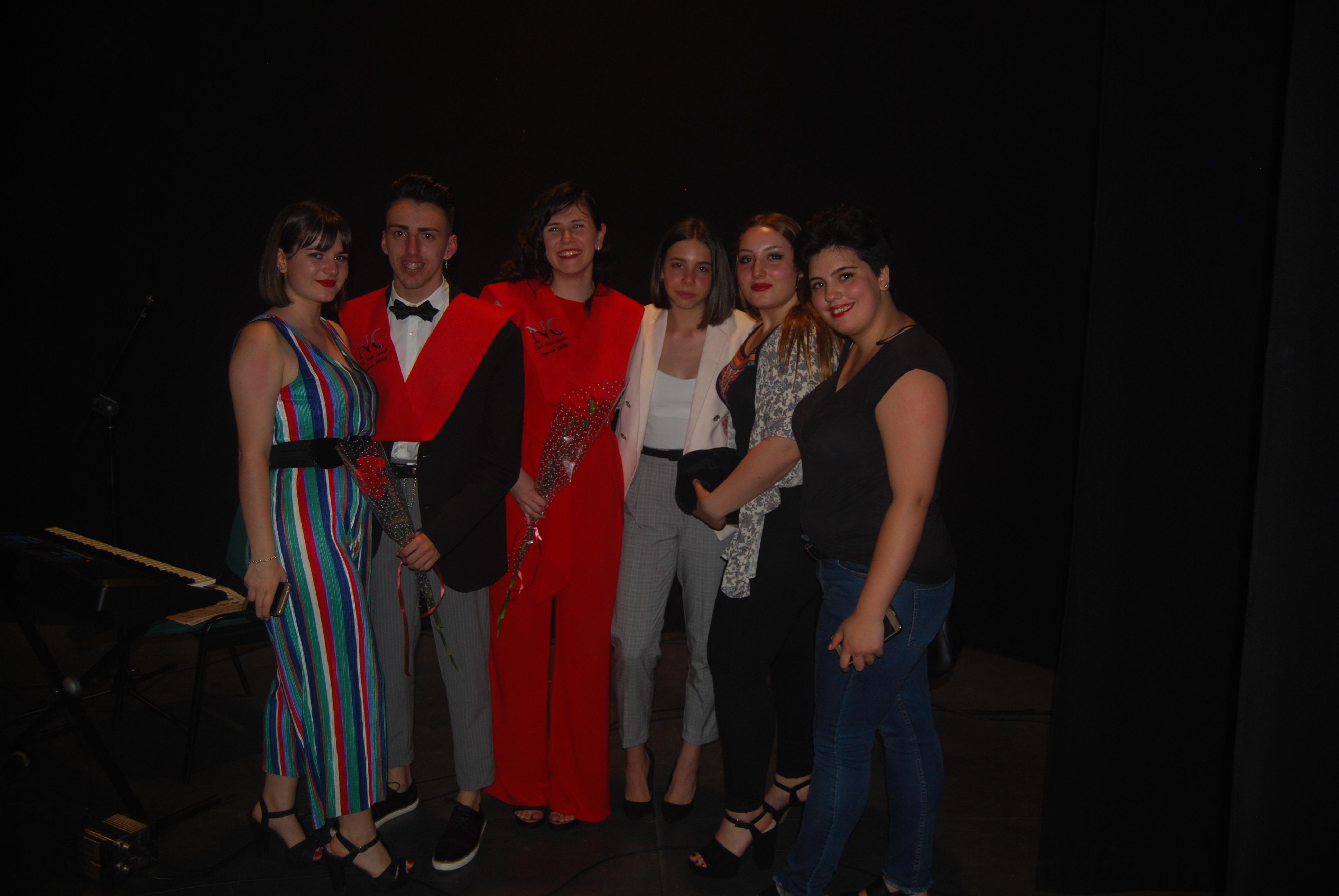 Graduación - 2º Bachillerato - Curso 2017/18 - Álbum # 6 12