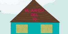 """Viajando en cuarentena: sueños al pie de un arcoíris. PRIMER ACERCAMIENTO A LOS AMIGOS DEL10 a partir del cuento de papel """"La gatita y el lobo""""- PARTE IV"""
