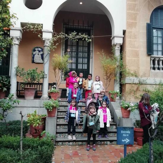 MUSEO SOROLLA. Infantil 5 años. 2