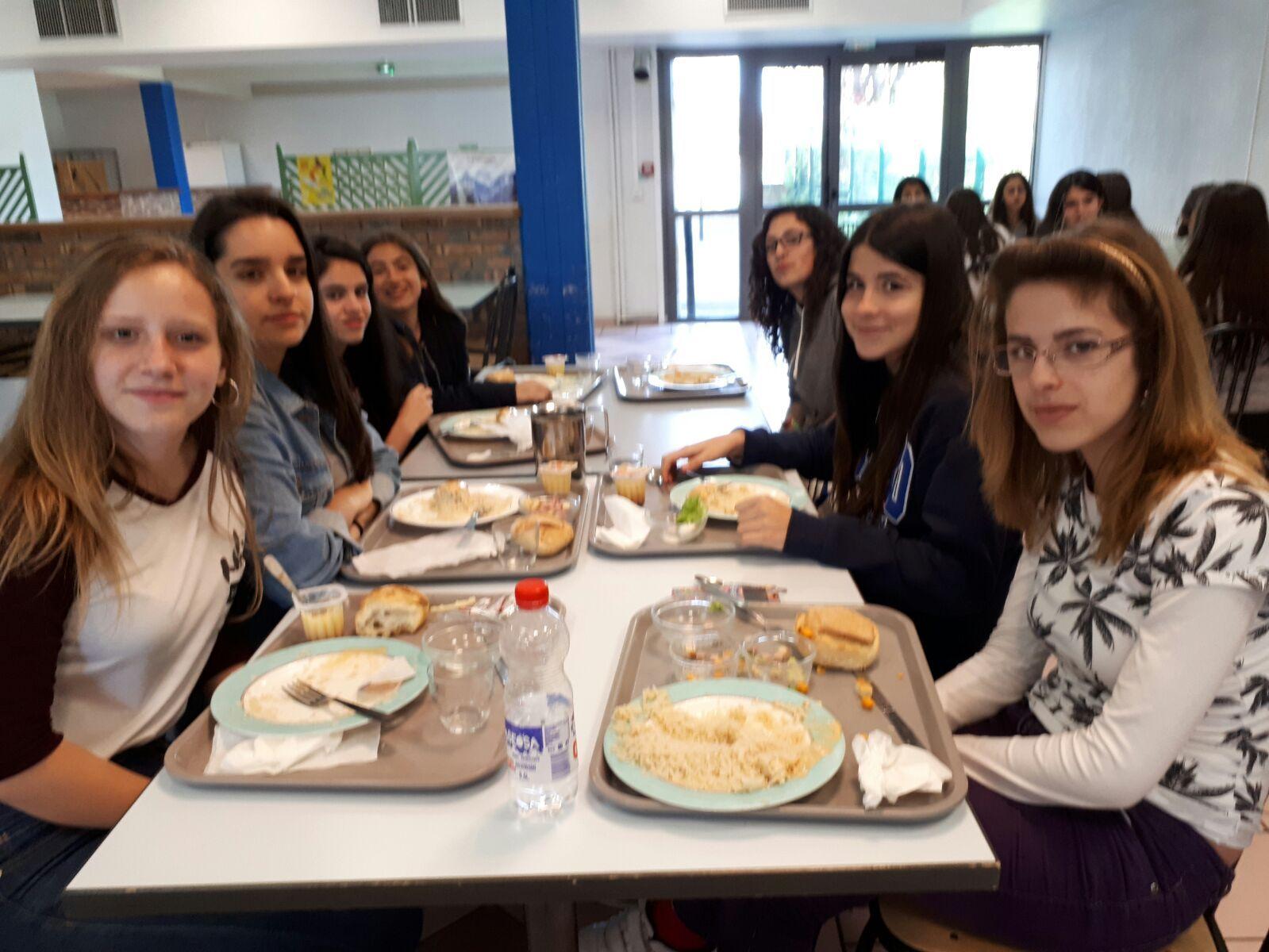 Intercambio Collège les Remparts. Abril 2017 32