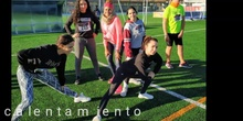 Atletismo IES JR Vicálvaro 2018