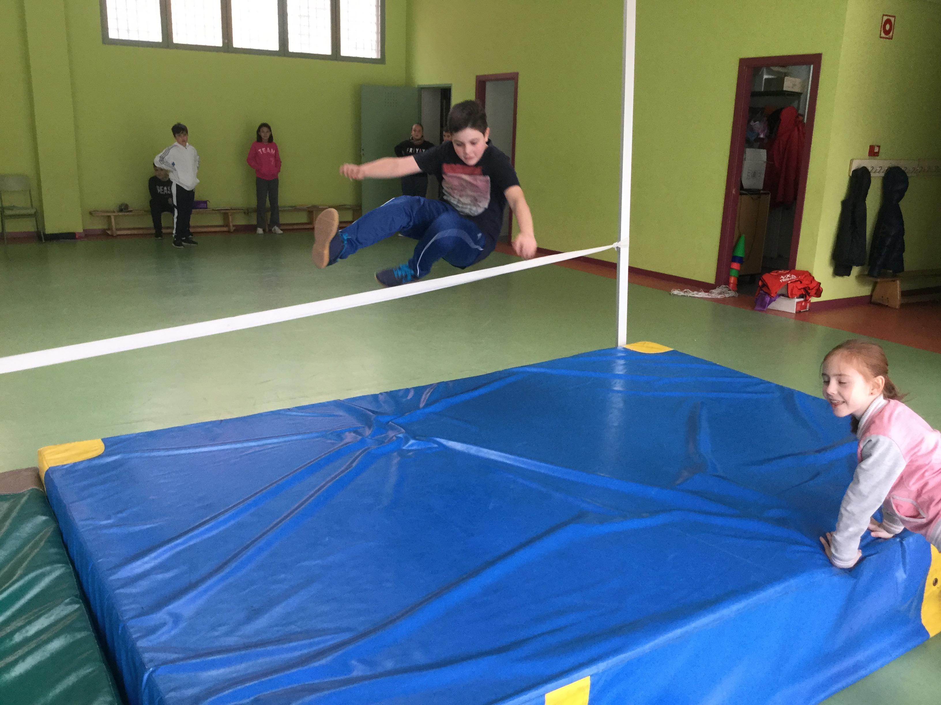 Atletismo 5º 8