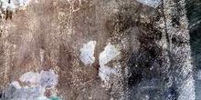 Cemento con pintura