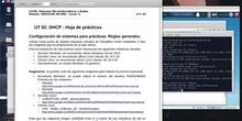 Servicio DHCP - Vídeo 1 de 6