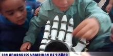 LOS ADORABLES VAMPIROS DE 3 AÑOS