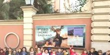 Visita Museo Lázaro Galdeano Educación Infantil 4 años 2018