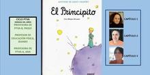 El Principito leído_CPEE María Soriano