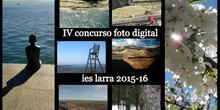 IES LARRA IV CONCURSO FOTO DIGITAL 2016