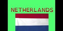 PRIMARIA - TERCERO- NETHERLANDS - SOCIAL SCIENCE - JORGE, AMAIA Y ALEX
